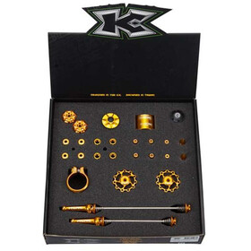 KCNC Tuning Kit MTB gold
